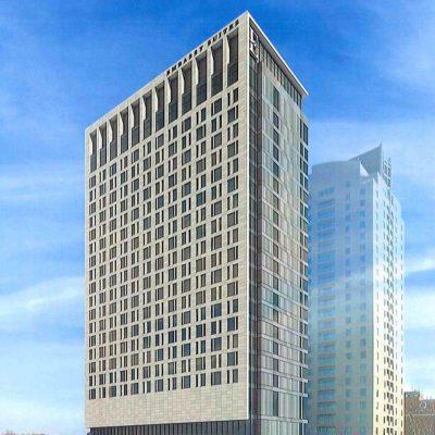 Broadway at Center Hilton