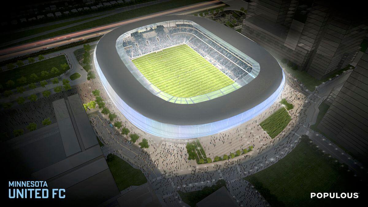 MN United FC Stadium