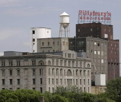 Pillsbury A Mill, South Mill & Red Tile Artists' Lofts