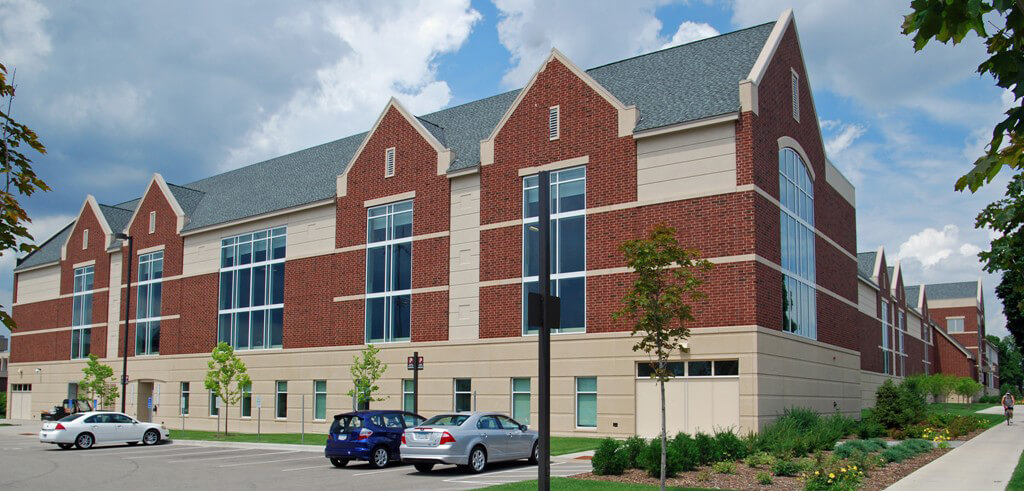 Macalester Athletic Facility
