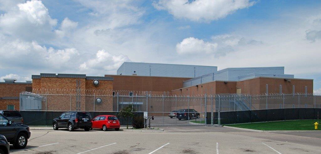 Co correctional institution